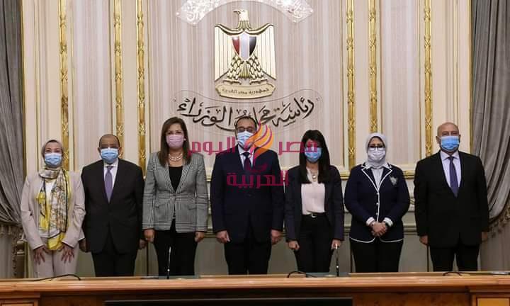 رئيس الوزراء يشهد توقيع الاتفاقية الوزارية لتنفيذ مشروع إدارة تلوث الهواء وتغير المناخ في القاهرة الكبرى