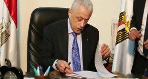 د. طارق شوقي : التعاقد مع 50الف معلم لسد العجز..العام الدراسي سوف يكون منتظم |