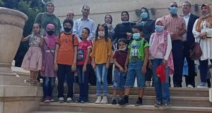 بالصور : مركز اعلام حلوان في زيارة لمتحف الملك فاروق-مصر اليوم العربية   حلوان