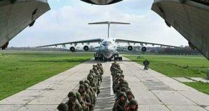 منظمة الأمن الجماعي : تدريبات عسكرية مكثفة لدول التحالف على حدود أفغانستان بداية الشهر القادم |