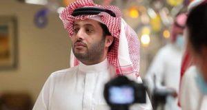 تركي آل الشيخ :ورد دبلوماسي على تصريحات رئيس نادي الزمالك  