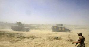العراق؛ طائرات حربية تقصف مواقع تابعة لداعش اليوم  