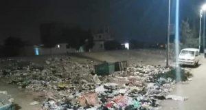 الأهمال وسوء الخدمات يجتاح قرية نفيشه بمركز الاسماعيلية والاهالي .. الشوارع كلها زبالة  