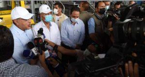 تصريحات صحفية لرئيس الوزراء عقب تفقد أعمال تنفيذ مشروع القطار الكهربائي الخفيف |
