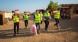 صندوق تحيا مصر يطلق قافلة حماية اجتماعية لرعاية 2000 أسرة بالرويسات وسانت كاترين