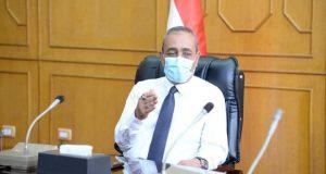 منع أي متردد علي الجهات الحكومية بمحافظة الإسماعيلية لم يتم حصوله على اللقاح المضاد لفيروس كورونا |