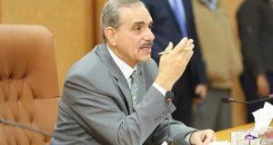 محافظ كفر الشيخ يشيد بحفاوة الإستقبال لاهالى سنهور المدينة