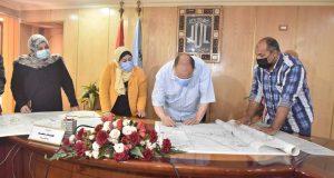 محافظ أسيوط يصدر قراراً بالمخطط التفصيلي لـ 22 قرية بمركزي أبوتيج والقوصية