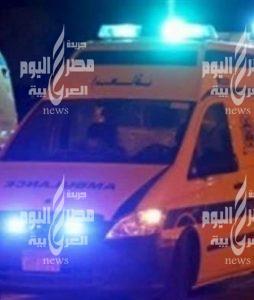 مصرع وإصابة شخصين فى حادث تصادم سياره ملاكى مع توكتوك بطريق المحلة سمنود |