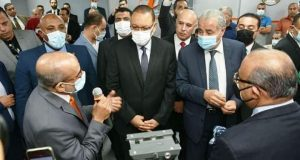 إفتتاح المكتب النموذجي لخدمات وزارة التموين والتجارة الداخلية بمدينة الزقازيق |