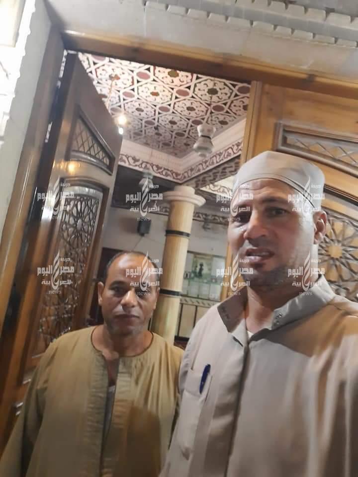 مدير أوقاف الرمل بالإسكندرية.. ومفتشى الادارة يواصلون جولاتهم الميدانية بتفقد المساجد والزوايا | جولاتهم