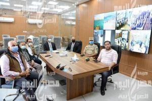 محافظ الاسماعيلية يشهد سيناريو المناورة البحرية المتكاملة مصر المحروسة ١٦ بالمركز الإقليمي للشبكة الموحدة |