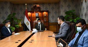 عبر تقنية الاتصال المرئي .. وزير الشباب والرياضة يلتقى عددا من الكيانات الشبابية لمناقشة توسيع البرنامج بمحافظات الصعيد |