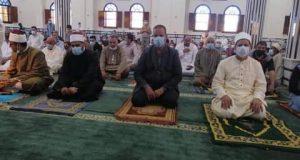 الأوقاف تواصل إعمار بيوت الله فى محافظة كفرالشيخ | الأوقاف
