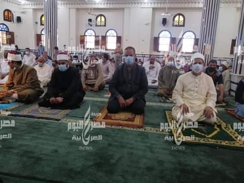 الأوقاف تواصل إعمار بيوت الله فى محافظة كفرالشيخ   الأوقاف