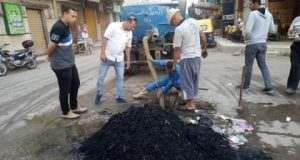 رئيس مدينة دسوق:مرور ميدانى يوميا للتعرف على مشاكل المواطنين وحلها |