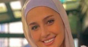 حلا شيحة تعلن إرتدها الحجاب للمرة الثانية بعد زواجها من الداعية معز مسعود |
